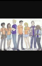 The Marked 1: The Eighth (Percy Jackson) by Bookgirlbook117