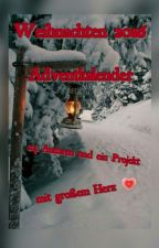 Adventskalender, 24 Autoren und ein Projekt mit Herz by TWENTY_FOUR_SEVEN