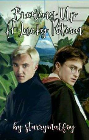 Brewing Up A Lucky Potion || A Drarry Fanfic by acciotrash