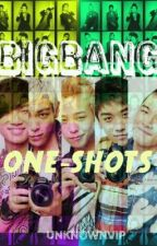 BIGBANG ONE SHOTS by whiskerdazzle