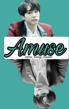 Amuse (Bts Suga X Reader) by truekpoptrash