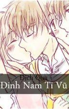 [Chuyển ver CCS] Đinh Nam Ti Vũ - Địch Qua by hoaoaihuong1172003