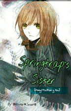La hermana de Springtrap (Foxy×Tu) #FNAFHS by Saydi2818