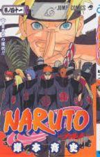 My Naruto Oc book by Striderwolf21