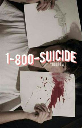 1-800-suicide ❇ by yungbea