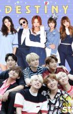 Destiny || BTS x EXID  by _Moonie_12