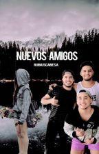 """""""Nuevos Amigos""""  (Dos Bros, Gonzaa Fonseca Y Tu) by fonsecawesome"""