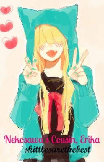 Nekozawa's Cousin, Erika (OHSHC) {OC x Tamaki Suoh}