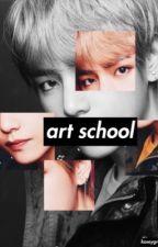 art school // kim taehyung  by kaseygrace