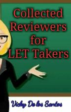 Collected Reviewers for LET Takers  by ms_taurus12