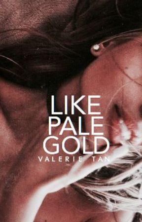LIKE PALE GOLD (Percy Jackson AU) by saintnarcos