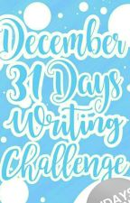 31 Days Writing Challenge by girlandsky