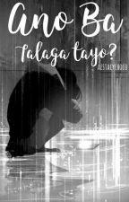 Ano ba talaga Tayo? (ONE SHOT) by stacyyhersheuu