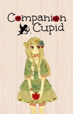 Companion Cupid [OHSHC] [Hikaru] by Izabelacchi