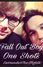 Fall Out Boy Oneshots (Patrick Stump X Reader / Pete Wentz X Reader) by SurrenderTheNight4