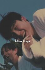 letters to you ≫ park jimin by chimmys