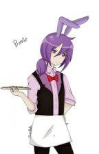 My maid, Bonnie by Candybonnie13
