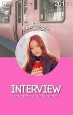 interview || jimin  by vaejinyoung