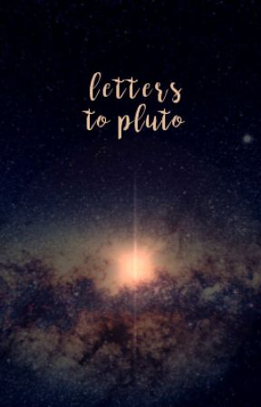 letters to pluto by vildflowers
