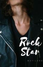 Rock Star; A!U larry stylinson by wayiland