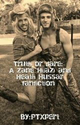 Truth or dare: A Zane Hijazi and Heath Hussar fanfiction  by PTXpert