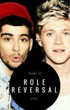 Role Reversal || Ziall by xbaby_xx