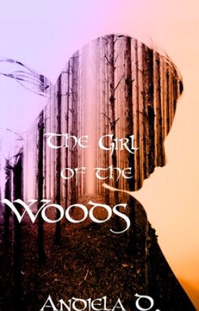 The girl of the woods by -AndjelaD