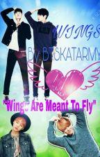 Wings {Vkook} {Yoonmin} by BTSKATARMY