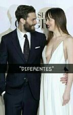 """""""DIFERENTES"""" by FanFic-Damie"""
