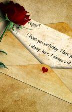 Carta a un amor no correspondido by ana987bell