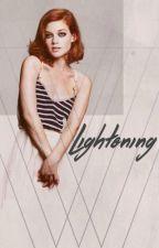 Lightening ✦ Newt Scamander  by -infinitefantasies