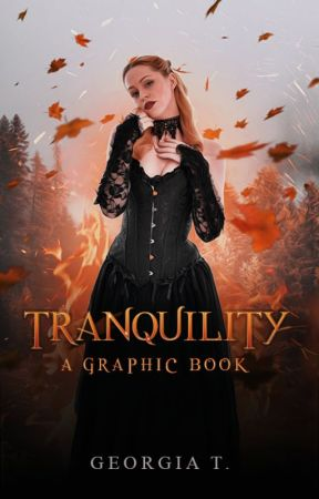 Tranquility - A graphic book  by lucksless