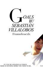 Mis goals w/ Sebastián Villalobos by namelesscxlx