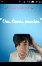 Dego y tu (Una tierna emocion) by ElizabethArmadilloPe
