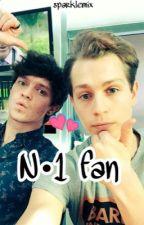 N•1 Fan // Jonnor au by sparklemix