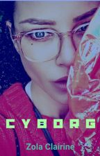 Cyborg (Nekfeu) by Zola-Clairine