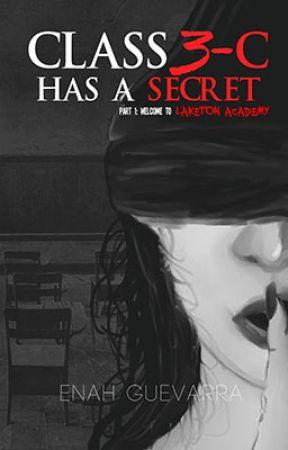 Class 3-C Has A Secret  (Published under VIVA PSICOM) by charotera101
