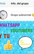 Whatsapp Youtubers y tu by LaylaDagnessa