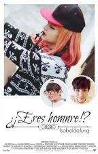 ¡¿ ERES HOMBRE ?! - VHOPE by IsabeldeJung