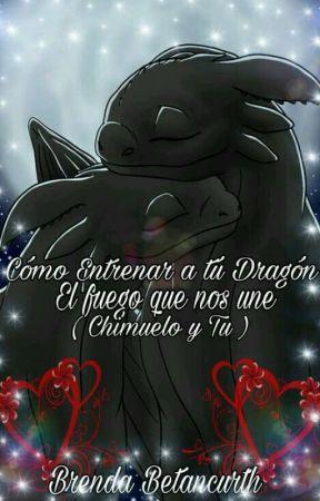 Cómo Entrenar A Tu Dragón: El Fuego Que Nos Une ( Chimuelo Y Tú ) by BrendaBetancurth