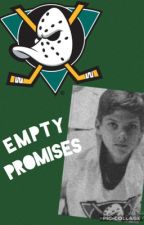 Empty Promises (a mighty ducks 2 fanfiction) by shellbeerocks