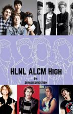 HLNL ALCM High  by Jurasicdirection