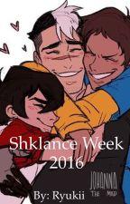 Shklance Week || 2016 by masterryukii