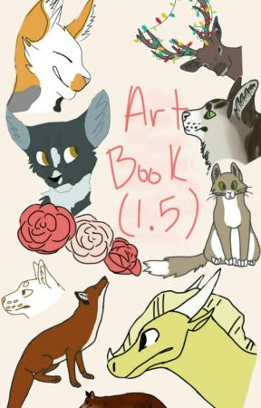 The Art of a Frustrated Teenager (Art Book 1.5) by sinnyboi