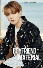 boyfriend material ✾ jjk by bangwtboyz