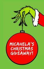 Micahela's Christmas Giveaway! by AMicahela2