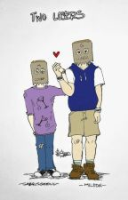 Two Losers |Mildon| by SabrisGhoul