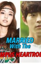 Married With The Campus Heartrobb by Shark_baby