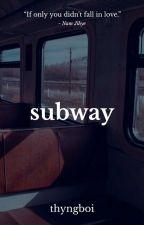 [C] Subway + jjk by TaeHyunginCity__