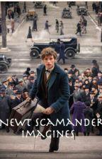 Newt Scamander Imagines by LittleMouse16
